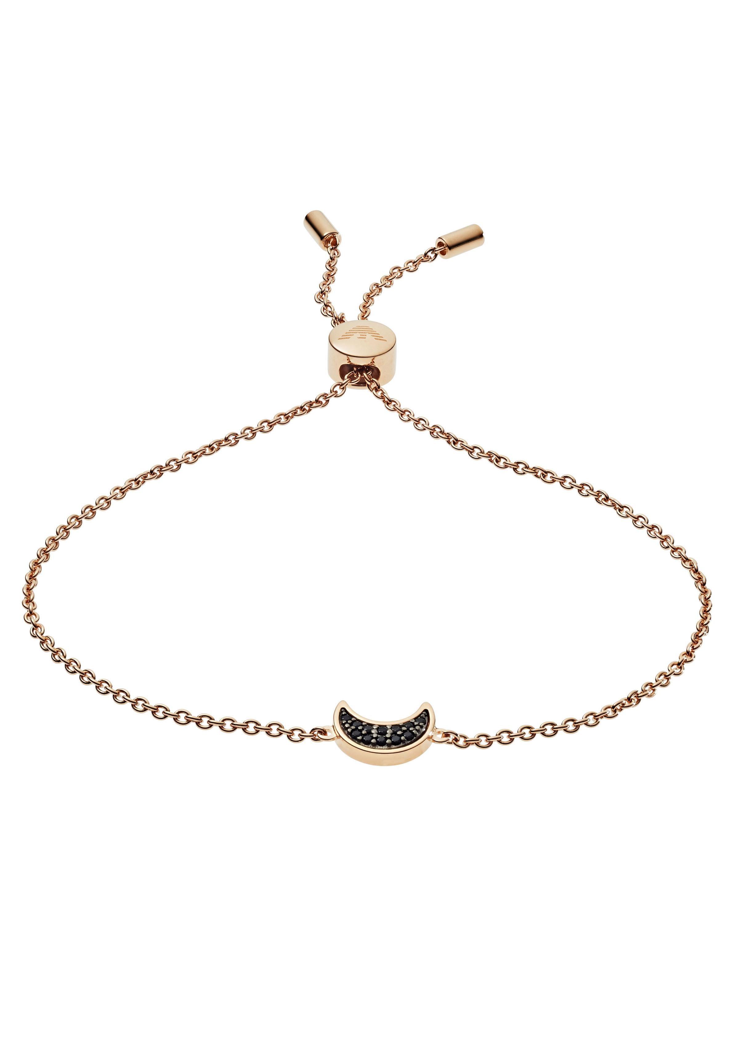 Emporio Armani Edelstahlarmband EG3369221 | Schmuck > Armbänder > Edelstahlarmbänder | Goldfarben | Emporio Armani