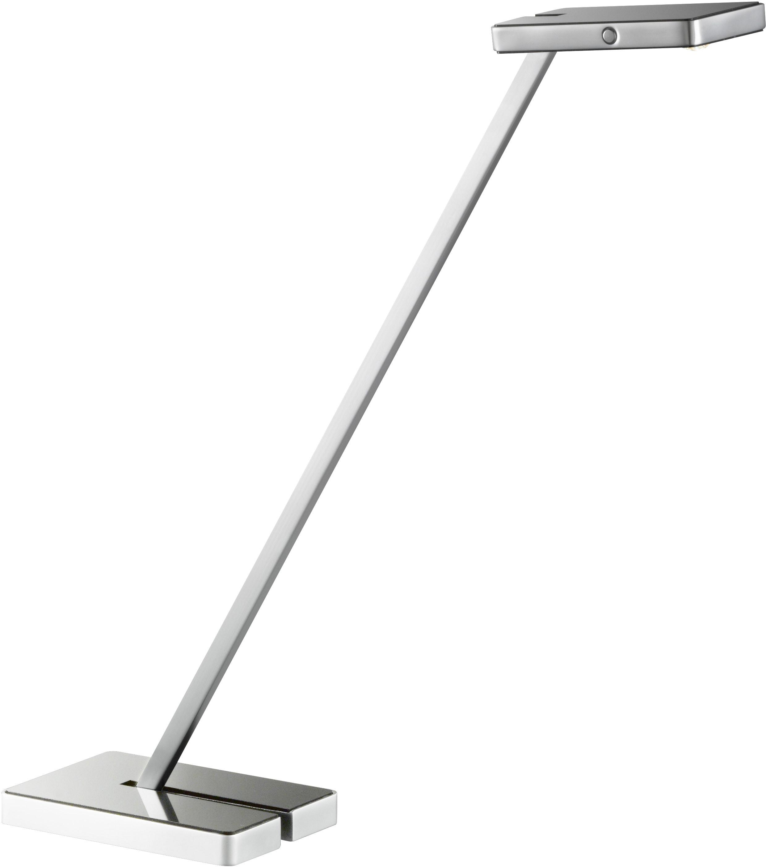 FISCHER & HONSEL LED Tischleuchte Lincoln, LED-Modul, Warmweiß