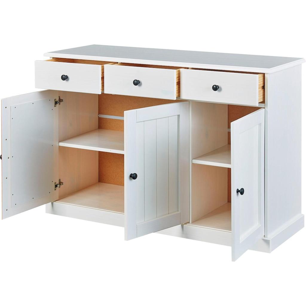 Home affaire Sideboard »Westerland«, Breite 131 cm