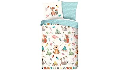 Kinderbettwäsche »Boho«, good morning kaufen
