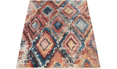Teppich, »Eternal 432«, Paco Home, rechteckig, Höhe 15 mm, maschinell gewebt kaufen