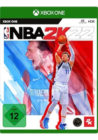 2K Sports Spiel »NBA 2K22«, Xbox One kaufen