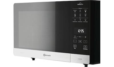 BAUKNECHT Mikrowelle »MW 59 MB«, Mikrowelle-Heißluft-Grill-Dampfgarfunktion, 1700 W kaufen