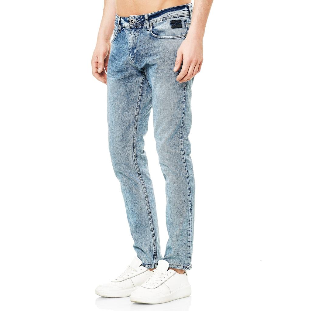 Rusty Neal Slim-fit-Jeans, in Slim-Fit-Schnitt