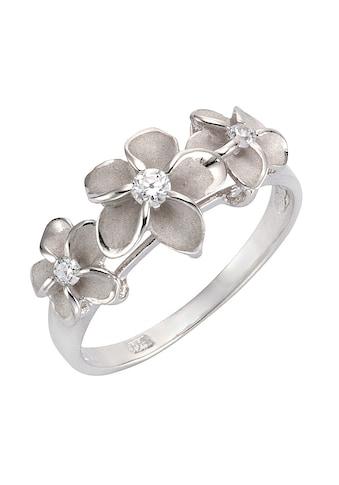 Firetti Silberring »Blume/Blüte« kaufen