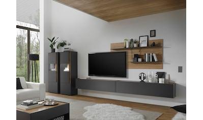 INOSIGN Wohnwand »CiTY Kombi 22«, (Set, 4 tlg.), Breite ca. 440 cm kaufen
