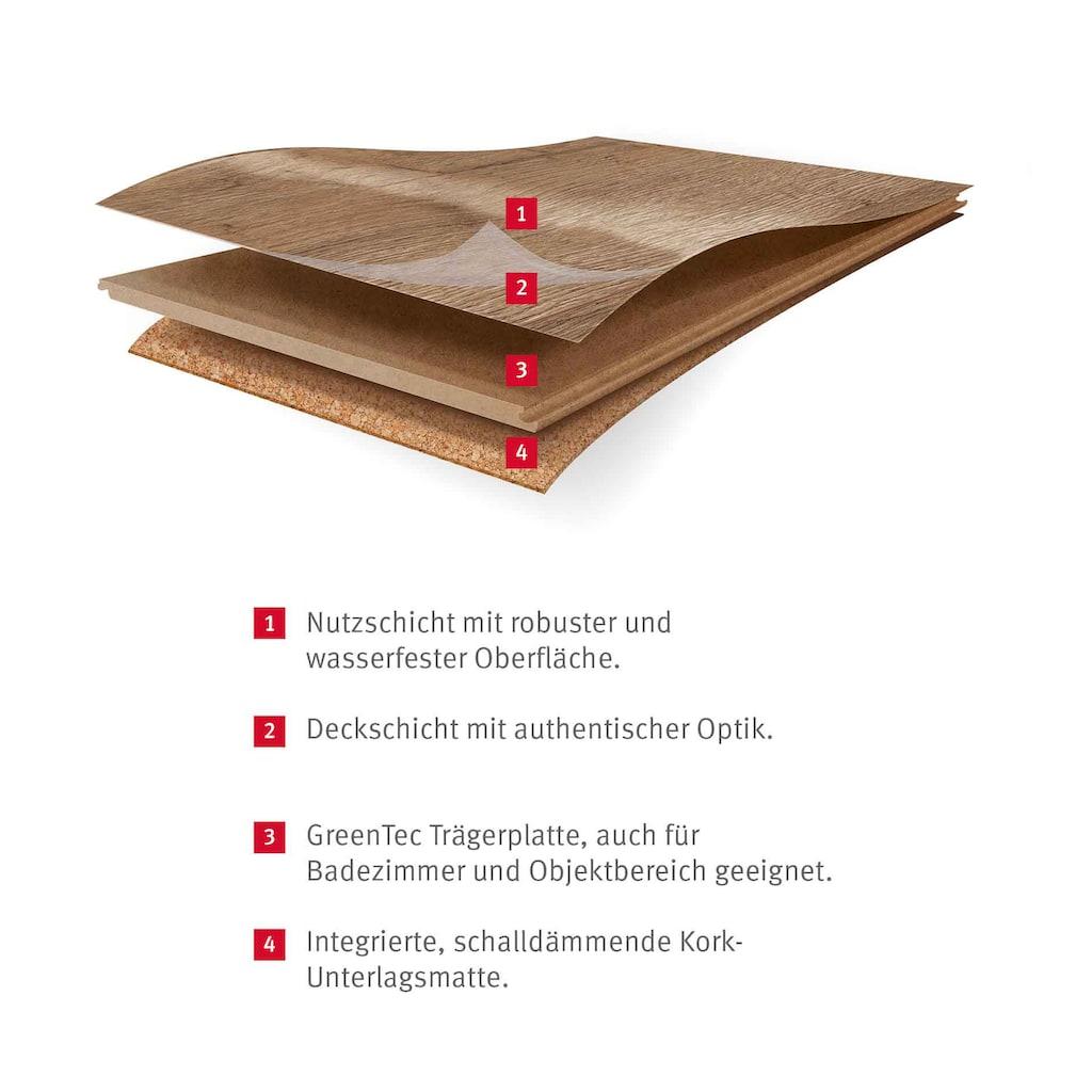 EGGER Designboden »GreenTec EHD014 Monfort Eiche natur«
