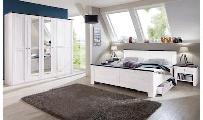 Schlafzimmer Bettüberbau auf Rechnung kaufen   BAUR