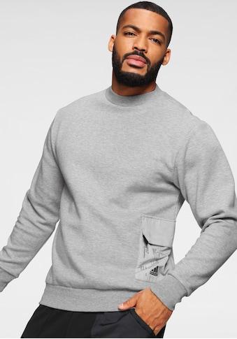 adidas Performance Sweatshirt »M POCKET CREW« kaufen