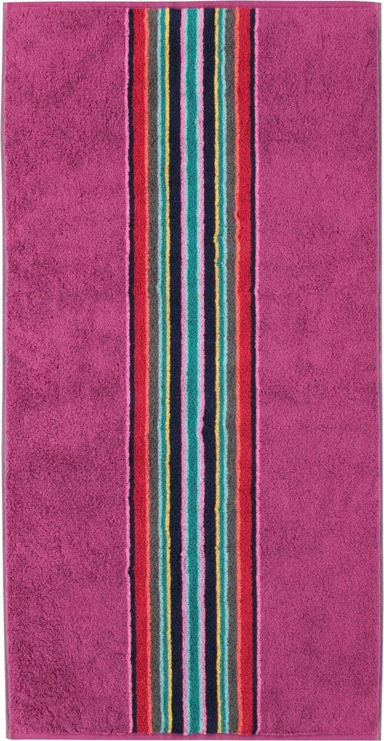 Handtücher Opal Mittelstreifen Cawö