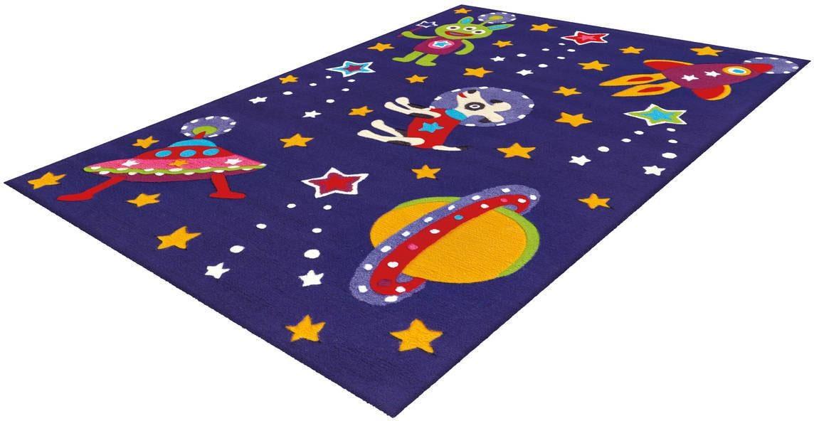 Kinderteppich Spirit 3144 Arte Espina rechteckig Höhe 17 mm handgetuftet