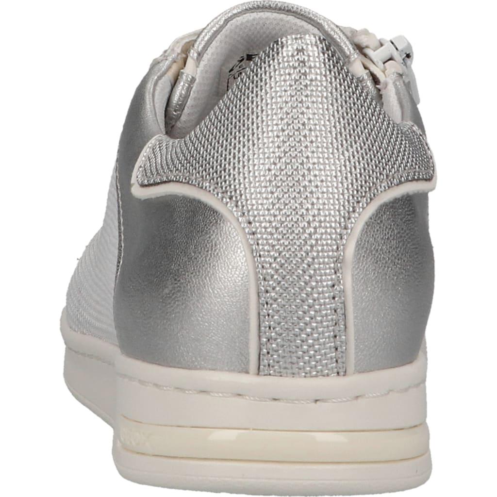 Geox Sneaker »Lederimitat/Textil«