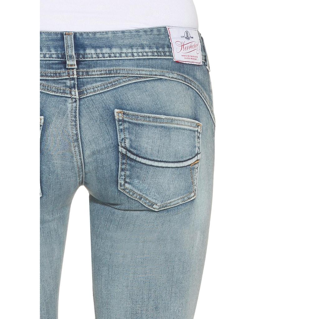 Herrlicher Jeanshose in Used-Optik