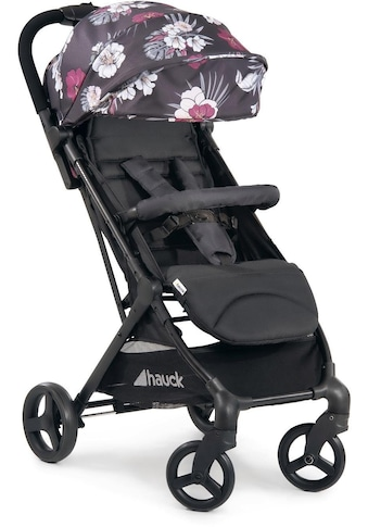 Hauck Kinder-Buggy »Sunny, wild blooms black«, Kinderwagen, Buggy, Sportwagen,... kaufen