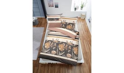Bettwäsche »Blüten«, Dormisette kaufen