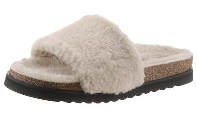 Gabor Pantolette, mit Schuwoll-Innenausstattung kaufen
