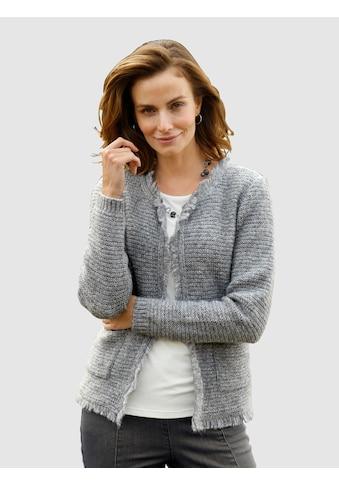 Paola Strickjacke, mit Fransen kaufen