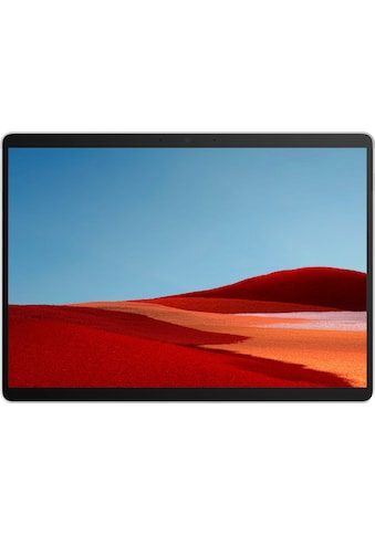Microsoft Surface Pro X Convertible Notebook (33,02 cm / 13 Zoll, Qualcomm, 256 GB SSD) kaufen