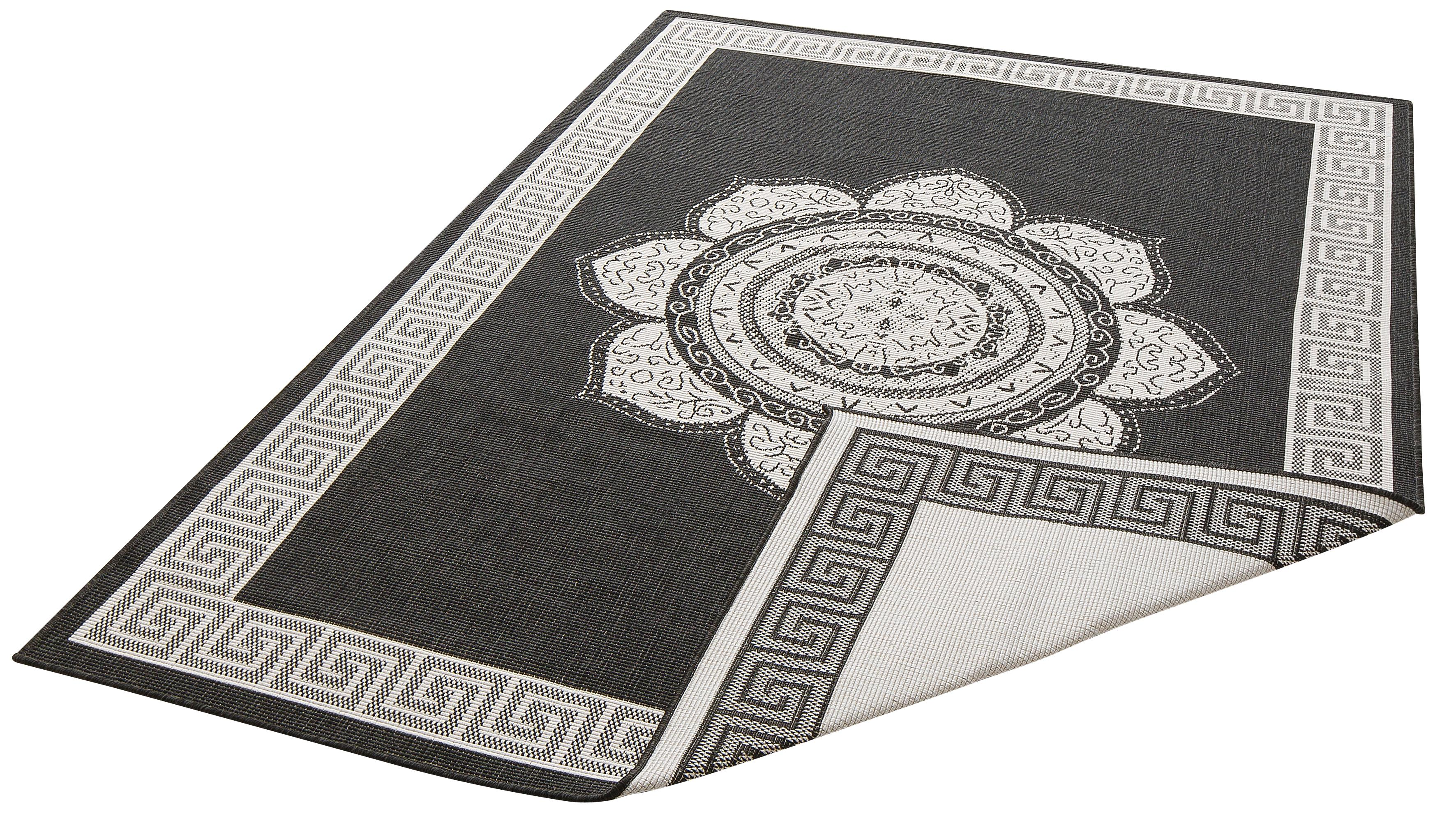 Teppich Jule my home rechteckig Höhe 5 mm maschinell gewebt