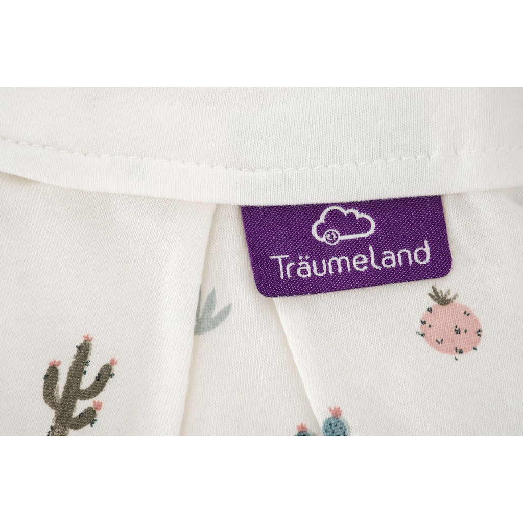 Träumeland Babyschlafsack »Set Kaktusliebe«, (Packung, 3 tlg., 3er-Pack)