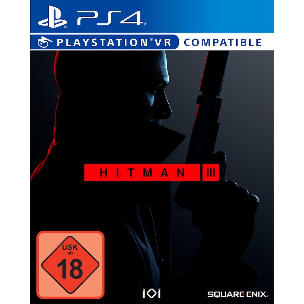 SquareEnix Spiel »HITMAN 3«, PlayStation 4