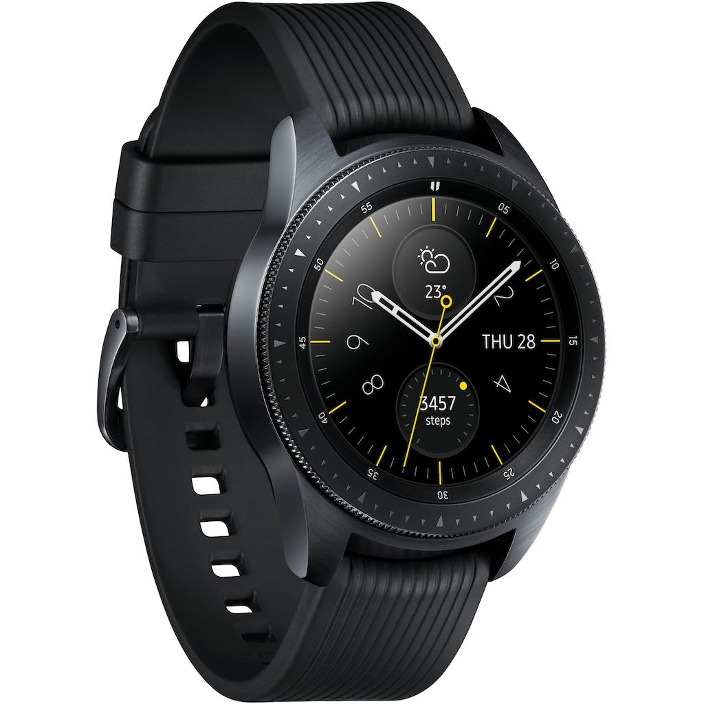Samsung Smartwatch »Galaxy Watch - LTE - 42mm«, (Tizen OS)