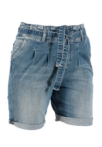 Miracle of Denim Jeansshorts »Indie Bermuda Shorts« kaufen