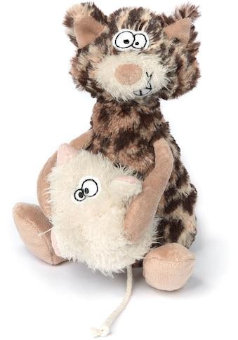 Sigikid Kuscheltier »Sweet Beasts - Katze und Maus, Always in your arms!«, Made in Europe kaufen