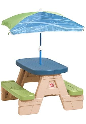 STEP2 Kinderpicknicktisch BxLxH: 70x74x46 cm kaufen