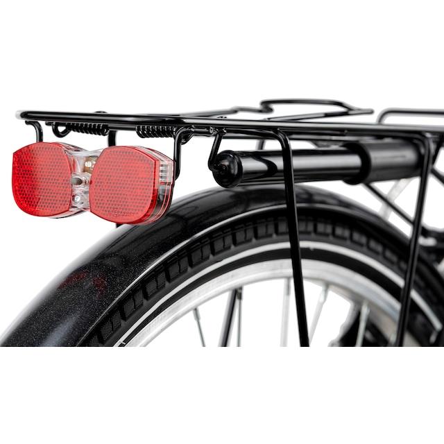KS Cycling Cityrad »La Città«, 6 Gang Power Index Schaltwerk, Kettenschaltung