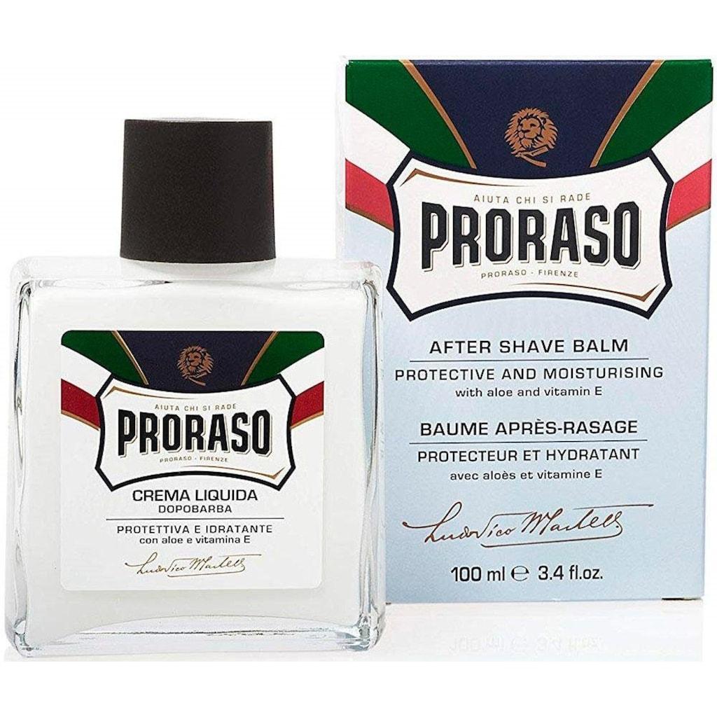 PRORASO After-Shave Balsam »Blue Protective«, schützend und pflegend