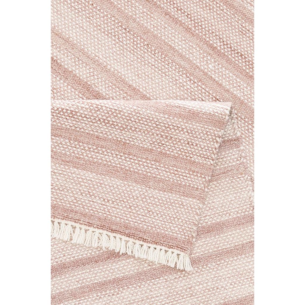 Teppich, »Einar«, andas, rechteckig, Höhe 4 mm, handgewebt