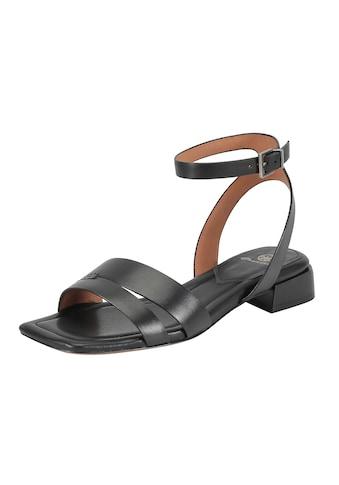 ekonika Sandale, hergestellt aus echtem Leder kaufen