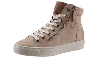 Paul Green Sneaker, mit zusätzlichem Außenreißverschluss kaufen