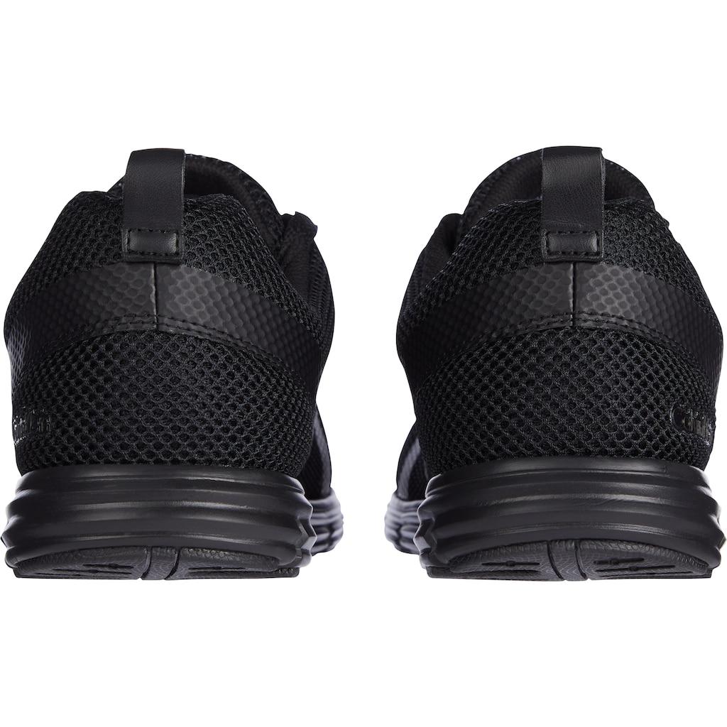 Calvin Klein Sneaker, im monochromen Look