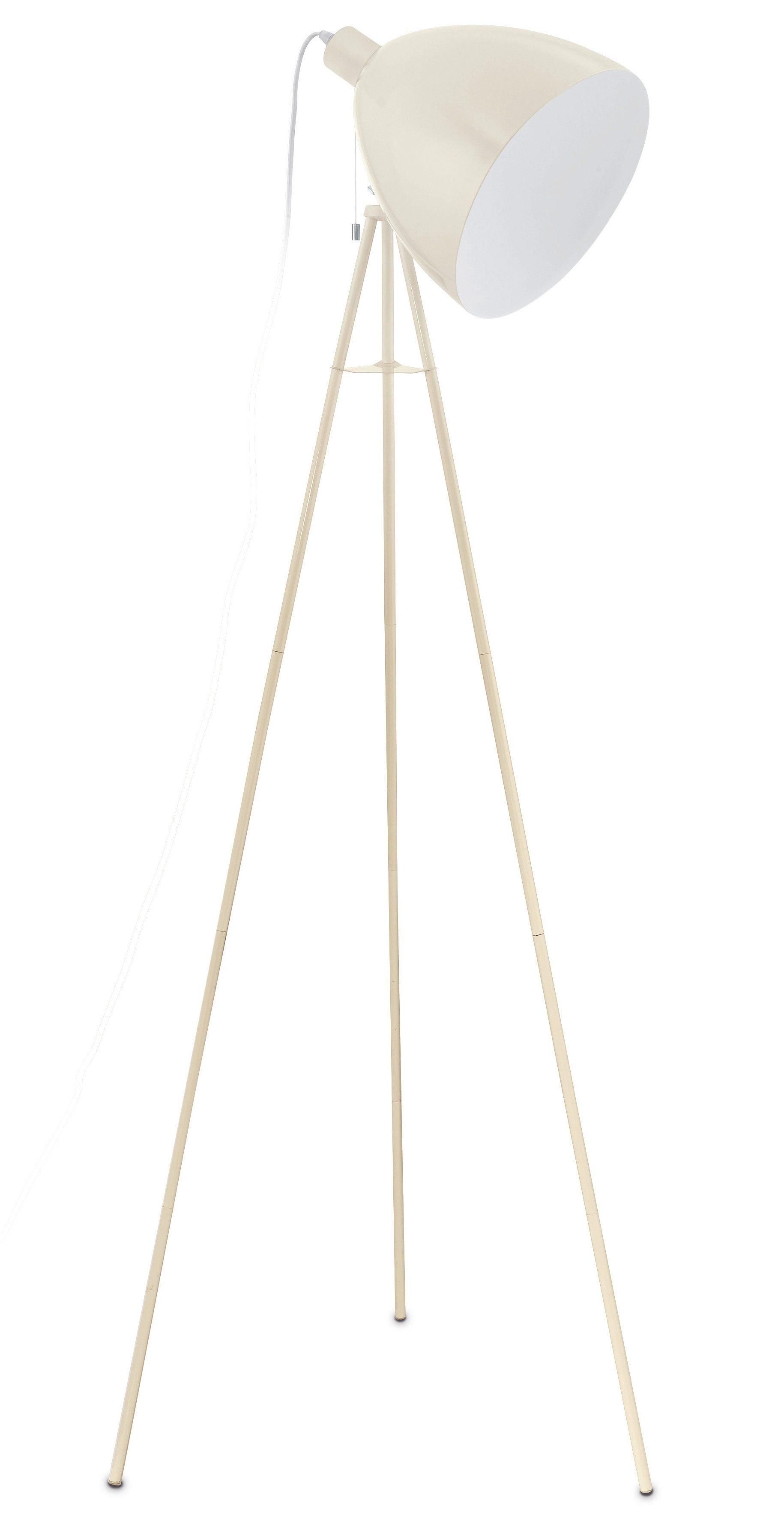EGLOStehlampeVINTAGE Wohnen/Accessoires & Leuchten/Lampen & Leuchten/Stehleuchten/Standleuchten