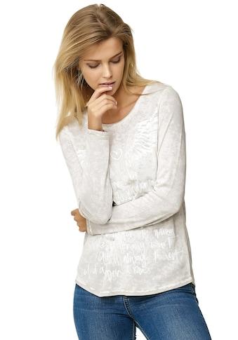 Decay Langarmshirt, im angesagten Design kaufen