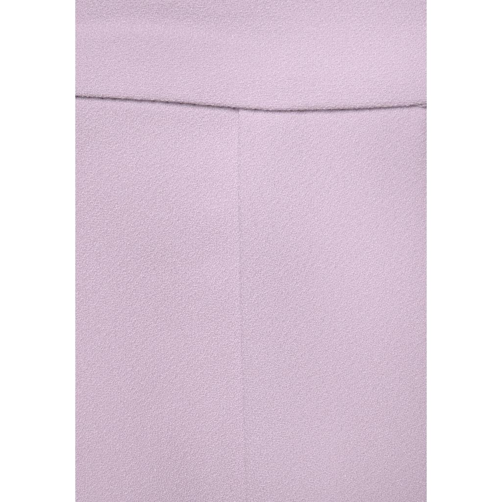 LASCANA Culotte, mit Reißverschluss am Bund