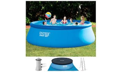 Intex Quick-Up Pool »Easy Set«, ØxH: 457x107 cm kaufen