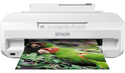 Epson »Expression Photo XP - 55« Fotodrucker (LAN (Ethernet),WLAN (Wi - Fi)) kaufen