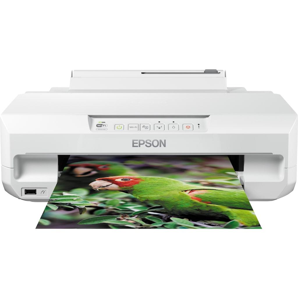 Epson Fotodrucker »Expression Photo XP-55«