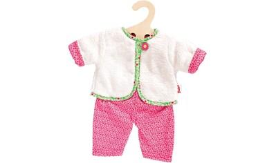 Heless Puppenkleidung »Wendejacke Blumi, Gr. 28-35 cm« kaufen
