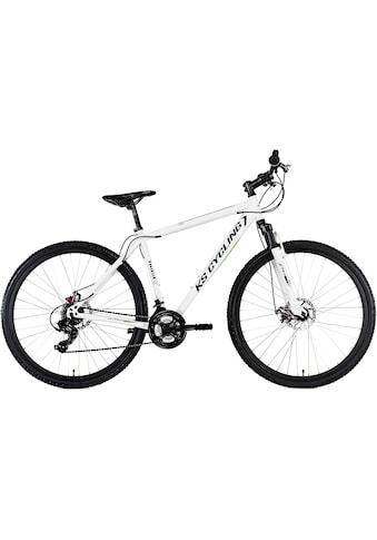 KS Cycling Mountainbike »Heist«, 21 Gang, Shimano, Altus Schaltwerk, Kettenschaltung kaufen