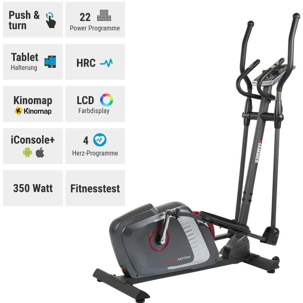 Hammer Crosstrainer-Ergometer »Cross Motion BT«
