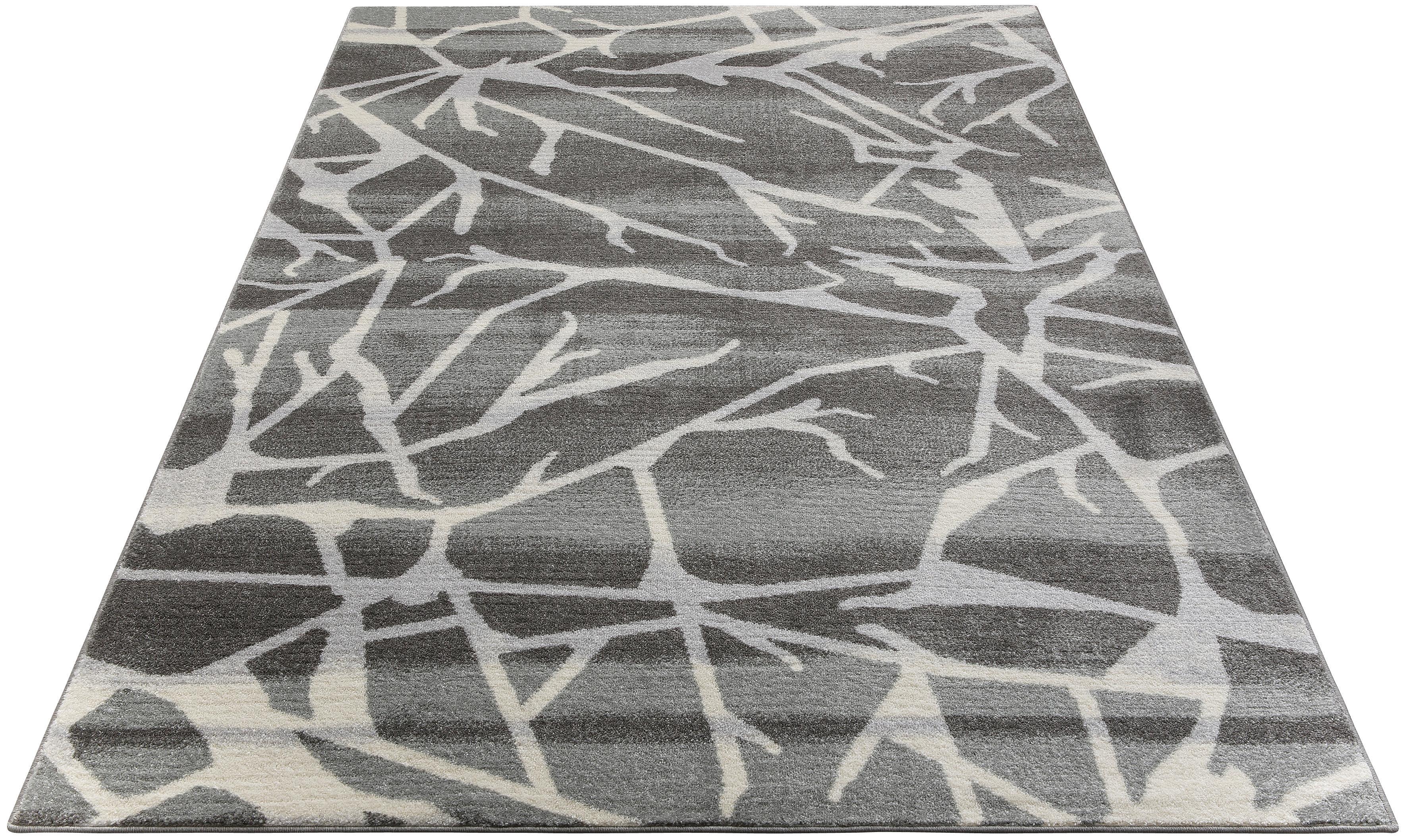 Teppich Numan my home rechteckig Höhe 10 mm maschinell gewebt