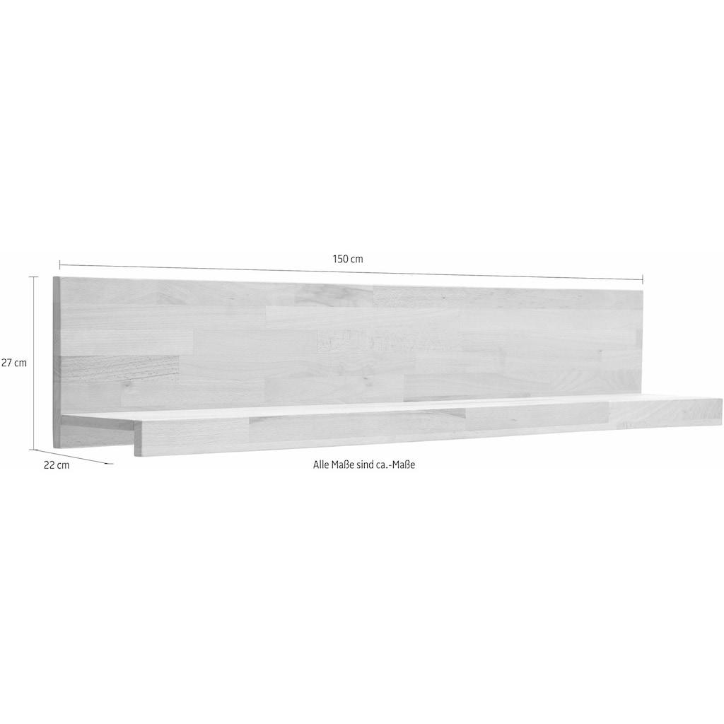 MCA living Wandregal »Fenja«, Breite 150 cm