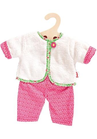 Heless Puppenkleidung »Wendejacke Blumi, Gr. 38-45 cm« kaufen