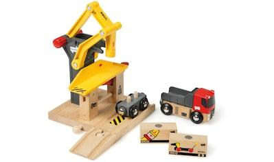 BRIO® Spielzeug-Eisenbahn »BRIO® WORLD Frachtverladestation«, für Spielzeugeisenbahn,... kaufen