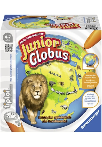 Ravensburger Globus »tiptoi® Mein interaktiver Junior Globus«, Made in Europe kaufen