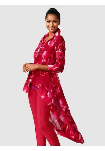 Alba Moda Bluse in modischer Schnittführung kaufen